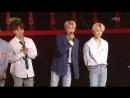 KBS1 열린음악회 방탄 중간 멘트 ¦¦ BTS Ment @ KBS Open Concert KPOP World Festival 2017