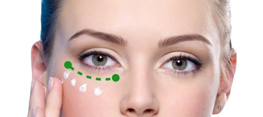 Если у вас морщинки на веках, надо ли наносить макияж ?