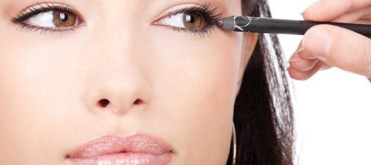 Как пользоваться карандашом для глаз ?