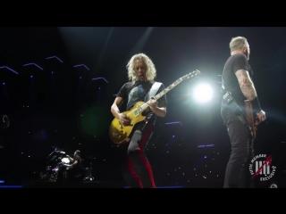 Metallica: nothing else matters (live - barcelona, spain - 2018)