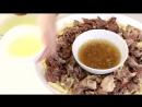 ЖИЖИГ ГАЛНАШ. ЭТО БЕЗУМНО ВКУСНО! Чеченское блюдо. Кавказская кухня