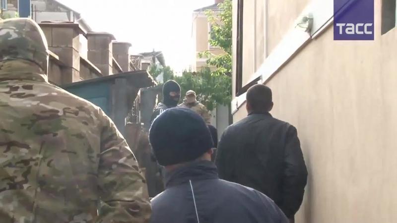 Задержание членов 'Хизб ут-Тахрир' в Крыму