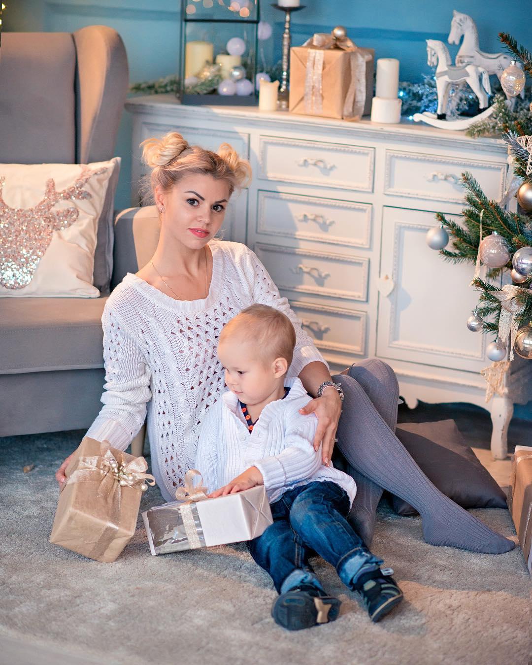 Оксана стрункина ребенок фото