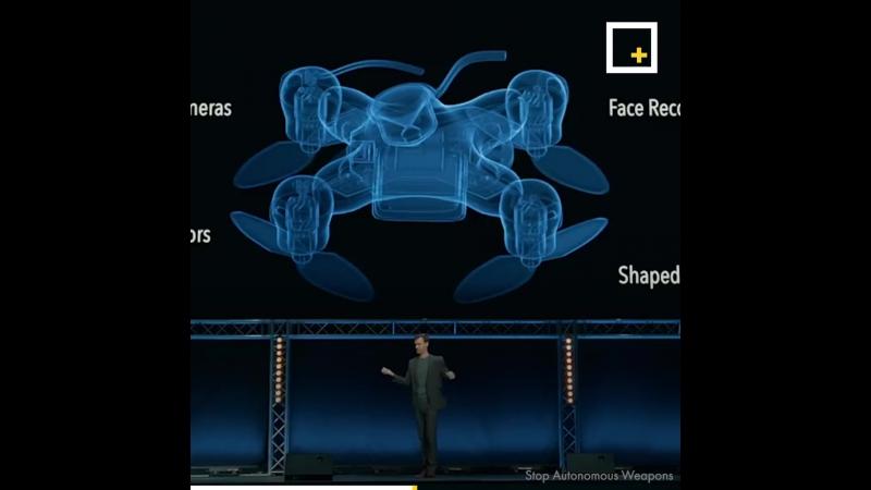Оружие будущего на базе искусственного интеллекта. Шок, ужасы, видео, жесть, прикол, игры, война, дрон, технологии, компьютеры
