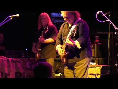 Ain't No Love - Gov't Mule feat. Bernie Marsden, Don Airey and Joe McGlohon