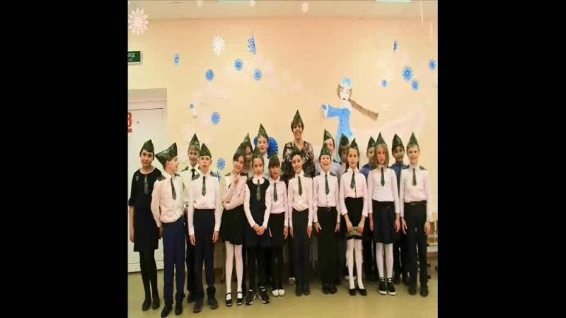 3 класс . Борковская школа
