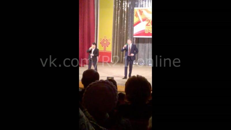 Владимир Викторов (министр здравоохранения Чувашии) — Сара Кайак