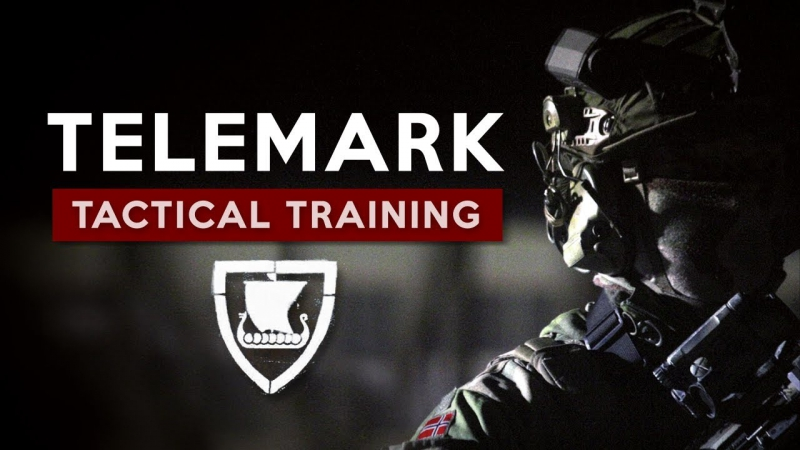 Telemark Vikings tactical training