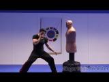 Юрий Бойка (Скотт Эдкинс) удары Тхэквон-до - Yuri Boyka (Scott Adkins) Taekwon-D_HD.mp4