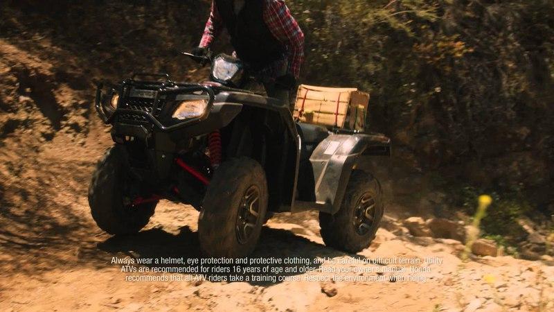 Honda 2015 Foreman Rubicon and Rancher - ATV 4byFun