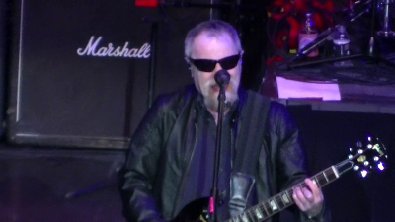 Blue Oyster Cult live at Horseshoe Casino, Hammond, IN, Fri November 11, 2016 - 1
