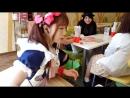 Япония. Мэйдо кафе со скрытой камерой!
