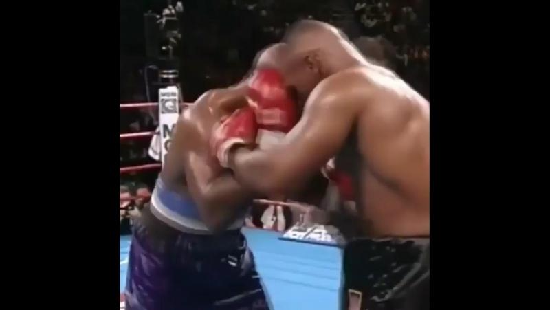 Mike Tyson vs Evander Holyfield 1996