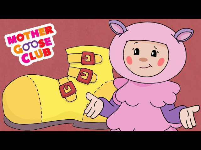 One Two Buckle My Shoe Animated Mother Goose Club Rhymes for Kids