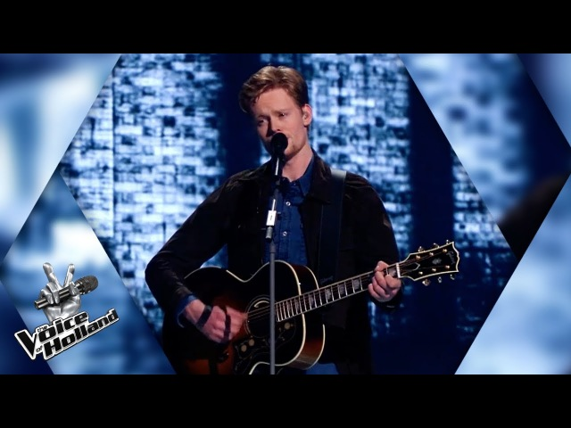 Jim van der Zee – Wicked Game | The voice of Holland | The Liveshows | Seizoen 8