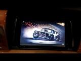 Lexus SC (2001-2010) - Яндекс карты, интернет, USB через блок дублирования видео с телефона.