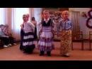 Веселый танец бабушек в садике