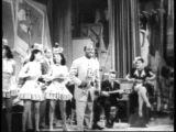 LOUIS JORDAN.  Let The Good Times Roll.  1940's R&ampB  Jazz Soundie
