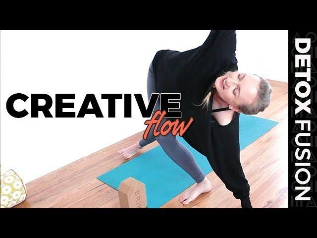 Day 9 Creative Hips Hamstrings Yoga Flow   Yin Vinyasa (40-Min)