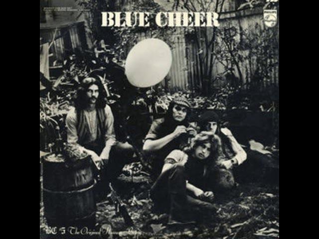 Blue Cheer - The Original Human Being 1970 (full album)
