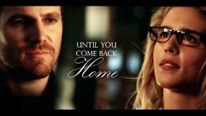 Oliver and Felicity - Until You Come Back Home