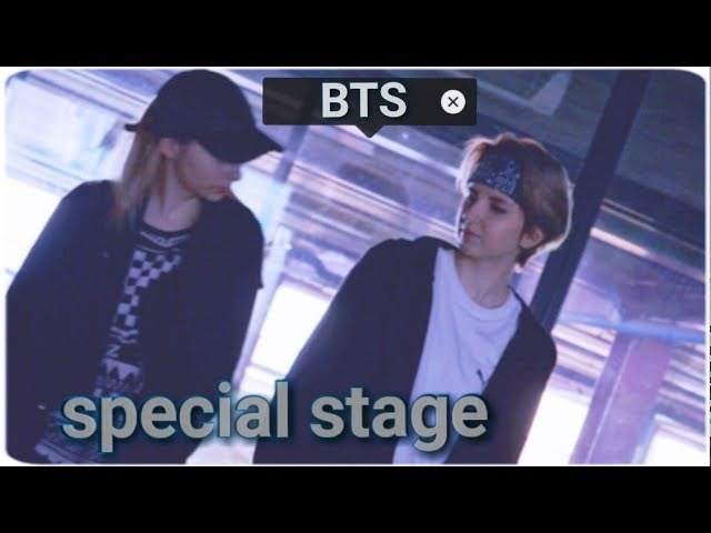 BTS MIC DROP SPECIAL STAGE | VIPPA X ILENE