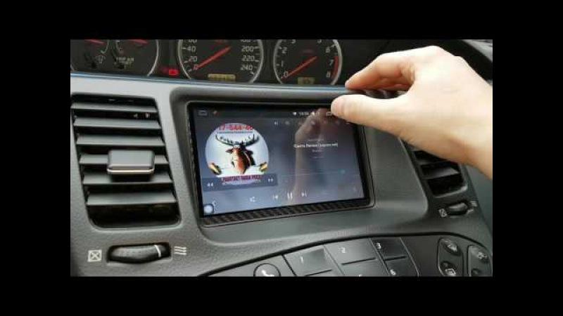 Обзор нового ГУ на Nissan Primera P12