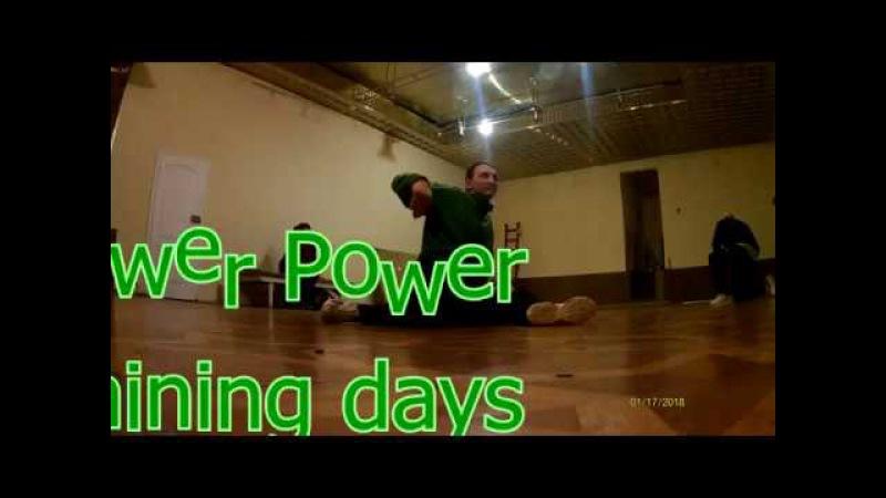 Flower Power Training Days