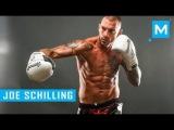 Joe Schilling Kickboxing Training &amp Pad Work Muscle Madness