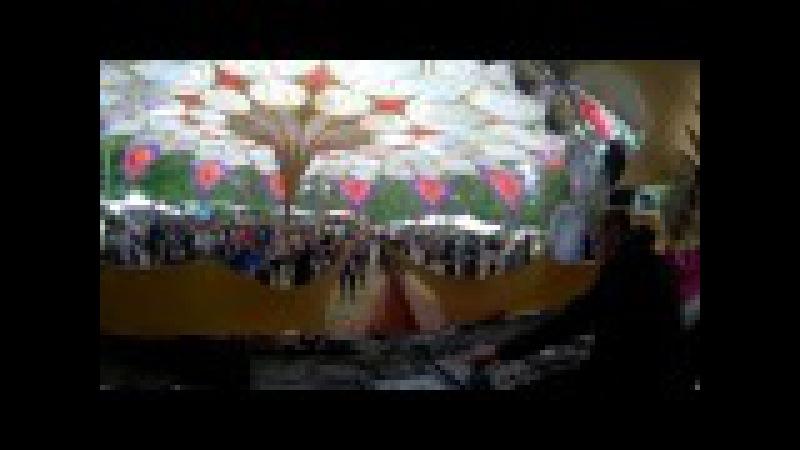 Episode 6: LOGIC BOMB at SPACE SAFARI FESTIVAL (psychedelic trance videoset)