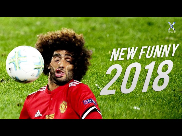 Comedy Football Funniest Moments 2018 ● HD