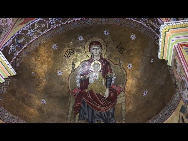 Всенощное бдение накануне памяти прп. Кукши Одесского