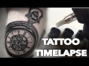 TATTOO TIMELAPSE POCKET WATCH CHRISSY LEE
