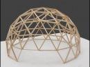 Как сделать геокупол?   Геодезический купол своими руками