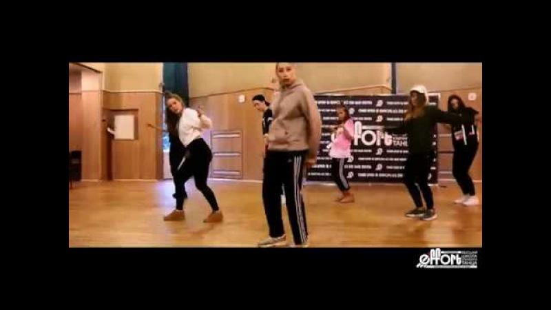 Missy Elliott - Licky Shots | choreo by Tanya Luna | Высшая школа уличного танца Effort