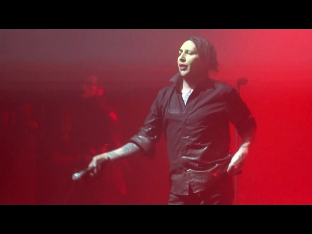 Marilyn Manson in Chicago - This Is The New Sh!t