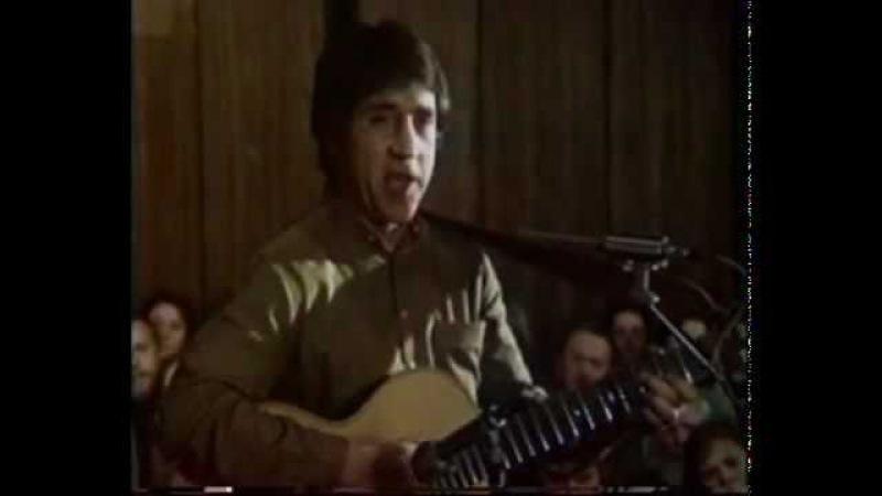Vladimir Visotsky-Ohota na volkov(Владимир Высоцкий-Охота на волков)
