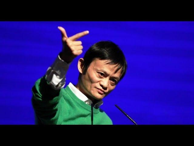 Джек Ма - самый богатый человек Китая. О русских и будущемJack MA is the richest man in China.