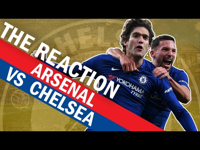 THAT Courtois Save, Hazard Involved In 100 Premier League Goals | The Reaction