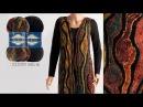 Alize Country ve Özel Bir Teknik ile Yelek Yapımı-Vest with a Special Technique Using Country