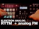 ELEKTRON ANALOG RYTM analog FM other WEIRDOS