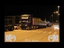 Volvo FH12 460 Metallinos Straight Pipe Sound Smoke