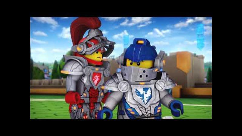 Повернення до школи - LEGO NEXO KNIGHTS - сезон 2, епізод 11