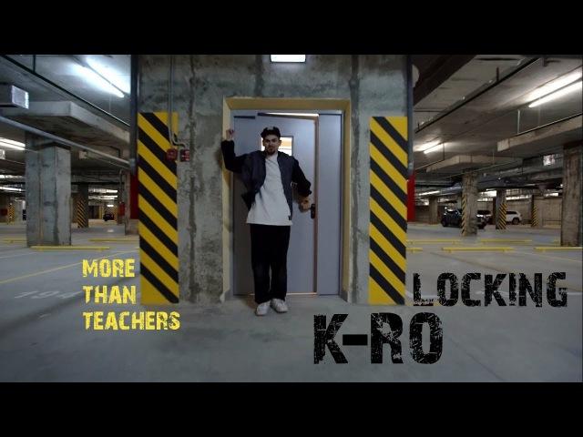 More Than Teachers - Locking - K-ro