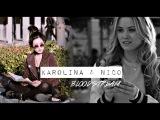Karolina & Nico//Bloodstream
