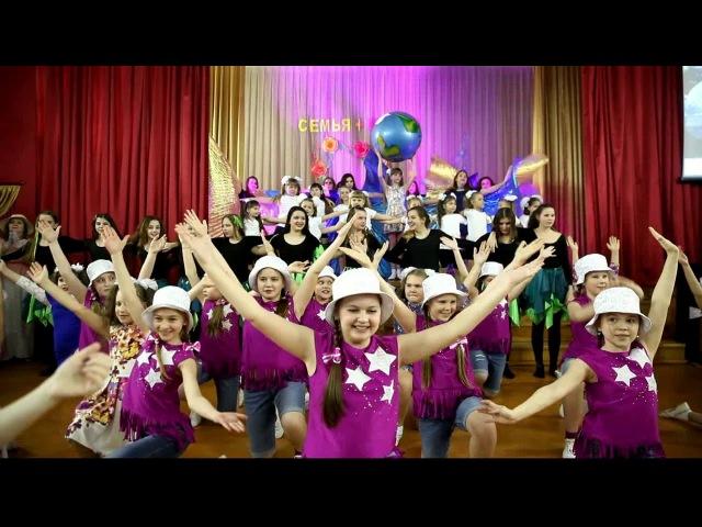 Гала-концерт театра танца «Махаон» под руководством педагога –организатора Литвиной А.П.