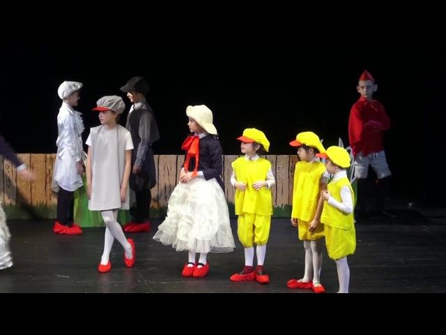 Фестиваль театральных коллективов школа4