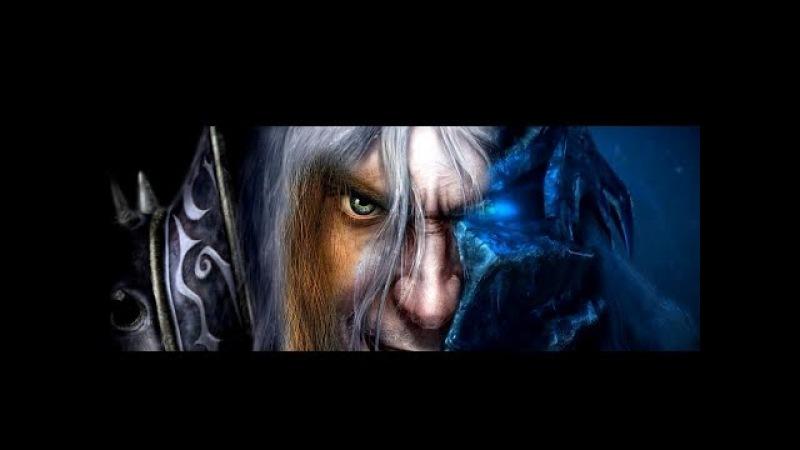 Warcraft 3 Reign of Chaos.Кампания нежити .Серия№2. Королевство эльфов