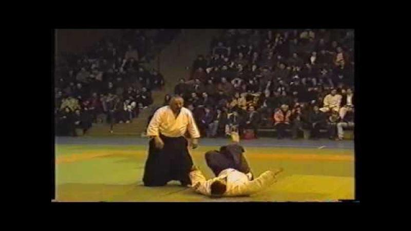 Masatake Fujita Sensei in Plovdiv, Bulgaria, part 5