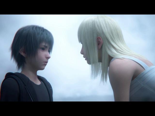 Final Fantasy XV: Прощание Луны и Ноктиса